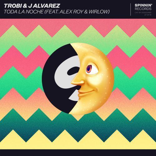 Toda La Noche (feat. Alex Roy & Wirlow)
